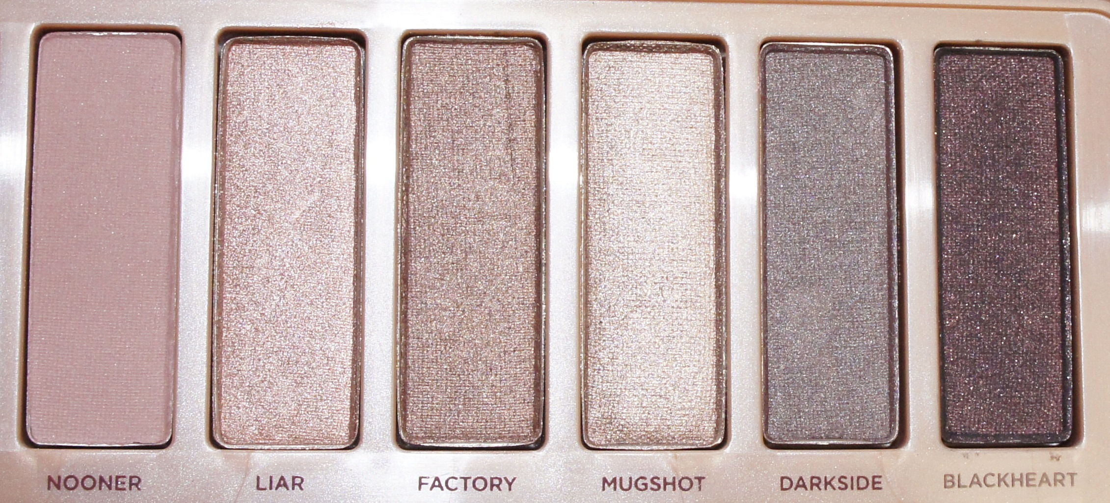 Maybelline Made It Mauve Urban Decay NAKED 3 Pa...